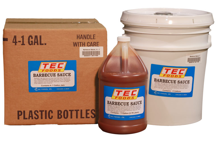 Tec Foods Syrups & Sauces