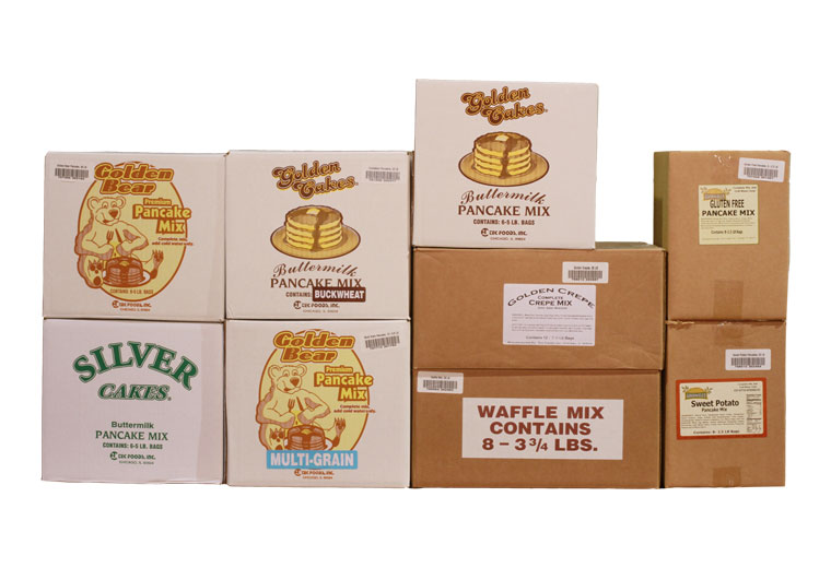 Tec Foods Flour Mixes