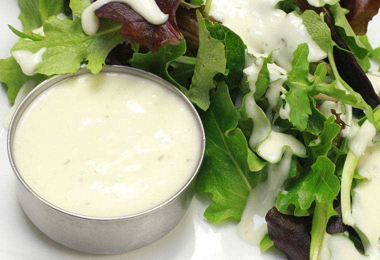 Tec Foods Mayo & Salad Dressings